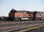 BNSF ES44DC 7647