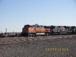 BNSF C44-9W 4003