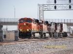 BNSF ES44DCs 7615 & 7613