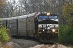 NS Train 22A will have a long trip