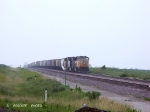 UP 4908 SP126 & UP 6034 heading south
