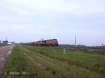 UP 6012 & 7146 nb WPSX coal loads