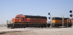 "BNSF ""Wedge"" SD40-2"