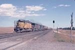 1092-23 Westbound UP freight