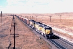 1096-01 Eastbound UP freight