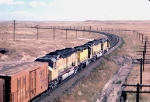 1096-02 Eastbound UP freight