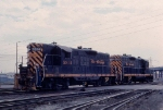 1119-07 DRGW 5914 and 5913 in North Yard