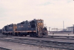 1119-10 DRGW 5913 and 5914 in North Yard