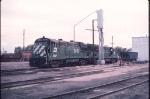 1120-09 BN engine terminal