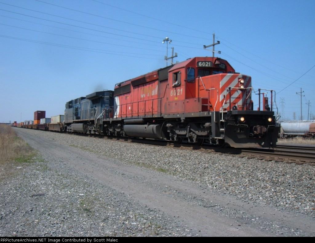 CP 6021 & CEFX 1034