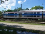 Former Chicago Metra (ex-ICG) Passenger Car at the BSVY