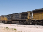 CSX 7738 #3 power in an EB intermodal at 12:22pm