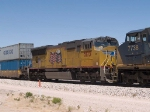UP 5173#4 power in an EB intermodal at 12:22pm