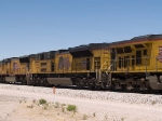 UP 8352 #2 power in an EB intermodal at 12:43pm