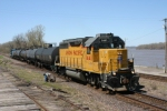 UP 1441  Ex Cotton Belt  7606