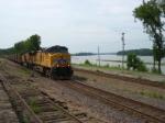 UP 5693 EB Coal