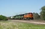 BNSF 4376