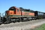 BNSF 6753