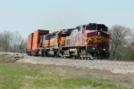 BNSF 665 East 