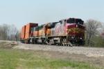 BNSF 665 East