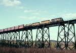 NTV-4 on Moodna trestle