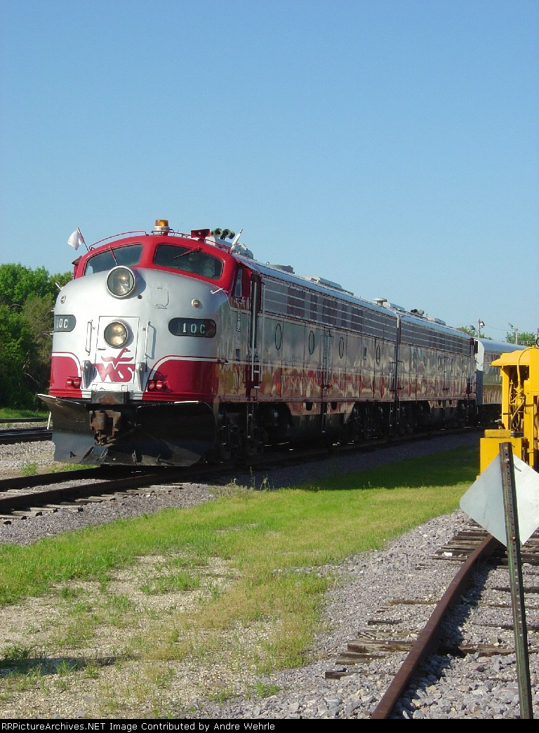 WSOR 10C will lead the WRRTC business train to Madison