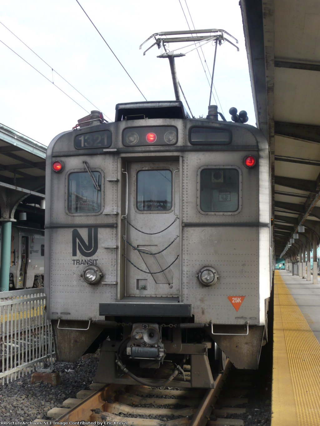 NJT 1321 Head On Photo