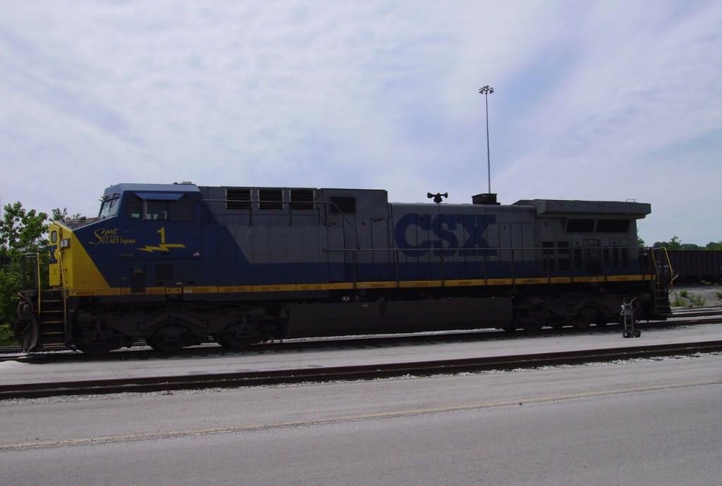 CSX 1