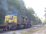 CSX 259 trailing on Q124