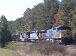CSX 348 on N100 heading north
