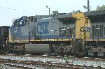 CSX engine 212