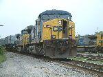 CSX Train Q182