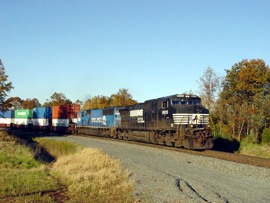 NS 228 on the B-Line.