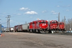 CP 4620 in Stinson Yard