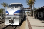 Northbound Amtrak Pacific Surfliner