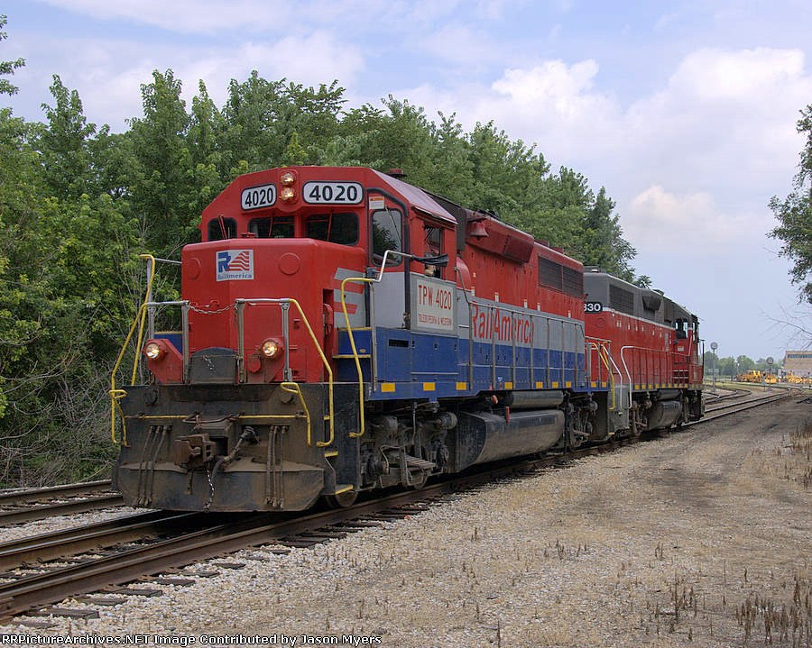 TPW 4020 and 3830