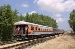 TZPR - High Iron Travel passenger special