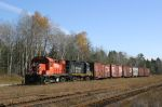Trian 529 make as set out at Portage du Fort, QE for Stone Smurfitt mill