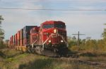 CP 8554 East at Cobden