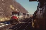 BN rack train