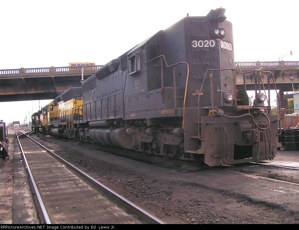 NYSW 3020