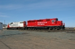 CP 4521 rest in Rice's Point Yard