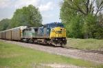 CSX 7396 & GCFX 3054 with the ASMVA