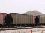 COMX 9107 in a WB coal train at 12:10pm
