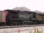 UP 6241 (Ex-SP) #1 DPU in a WB coal train at 12:10pm
