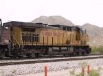 UP 6668 #2 DPU in a WB coal train at 12:10pm