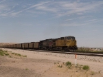 UP 6241, UP 6668 push a WB coal train at 12:10pm