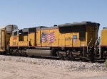 UP 4769 #3 power in an EB autorack/intermodal at 3:52pm