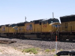 UP 4748 #3 power in a WB intermodal at 11:56am