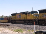 UP 3925 #4 power in a WB intermodal at 11:56am